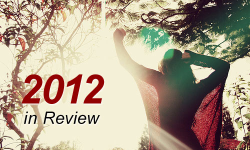 My 2012 in Review