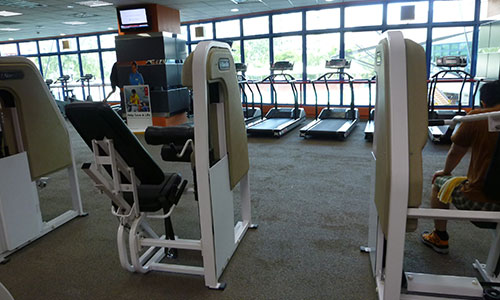 Day 4 Gym