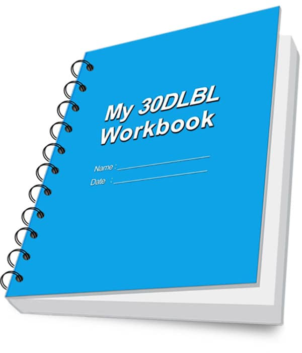 30DLBL Workbook