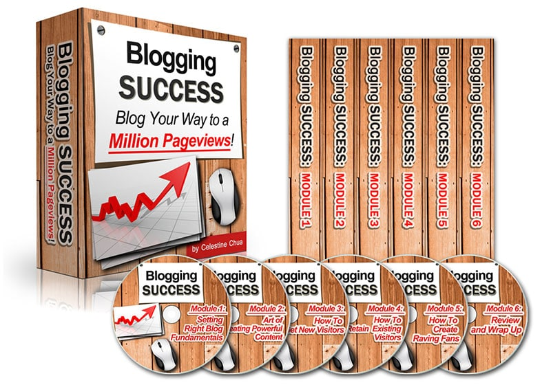 Blogging Success Program — My premium course to achieve blogging success