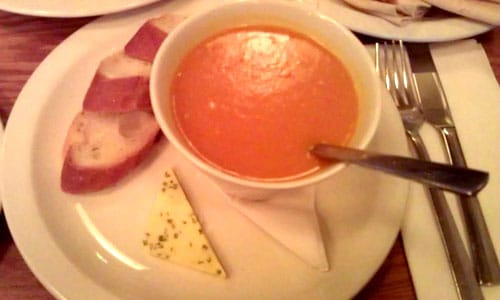 Bread & Soup: Chilli, Sweet Potato, & Coconut Soup