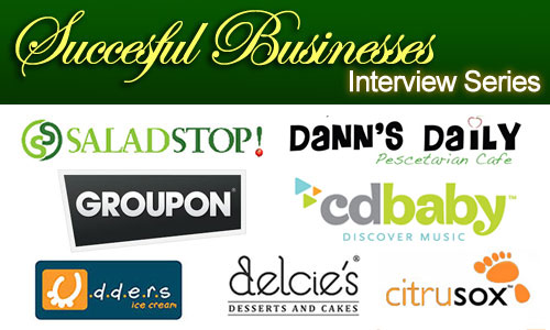 Successful Businesses Interview Series