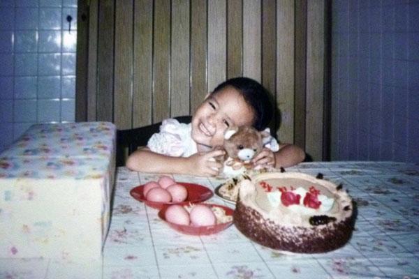 1988: Birthday celebration