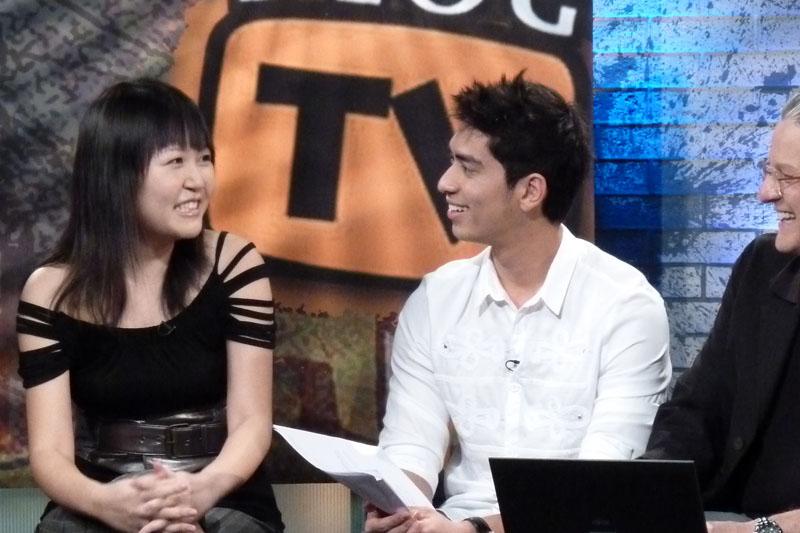 Celes in 2010, BlogTV