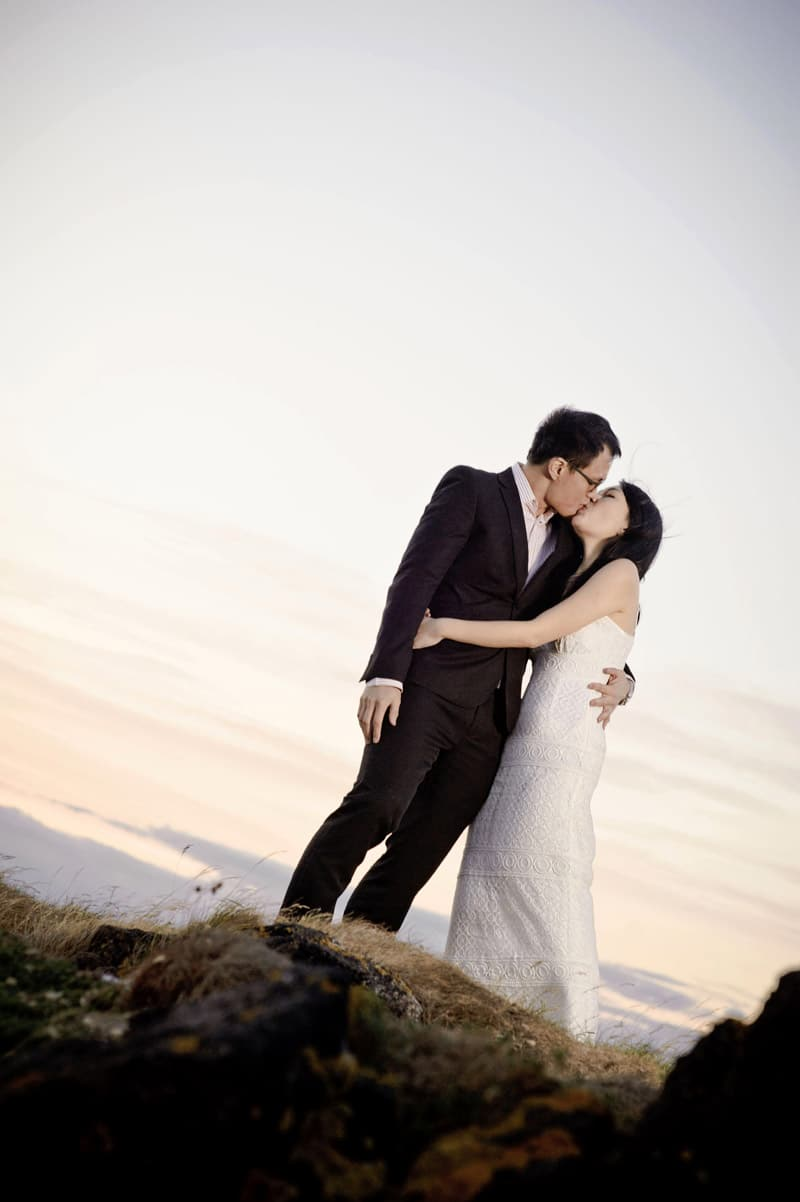 Engagement shoot: Cliff Kiss