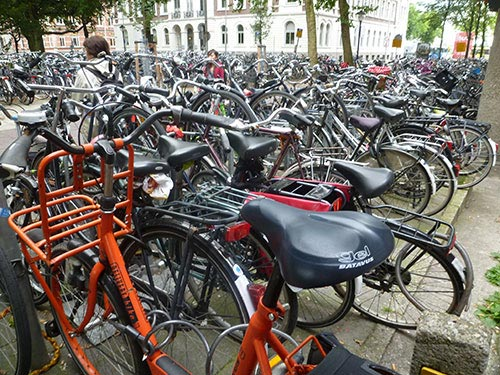 More Bicycles