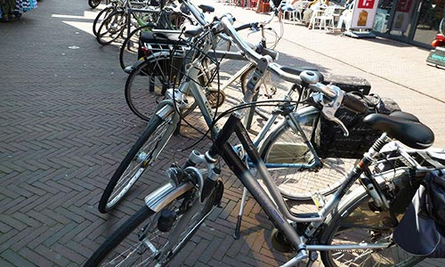 And more Bicycles