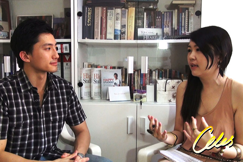 """Interview with Daniel Wong, Author of """"The Happy Student"""""""