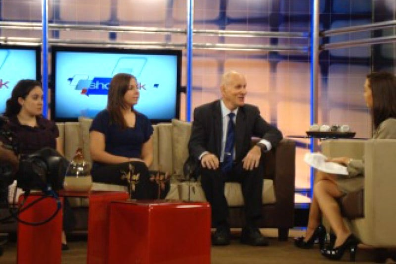 Larry on TV