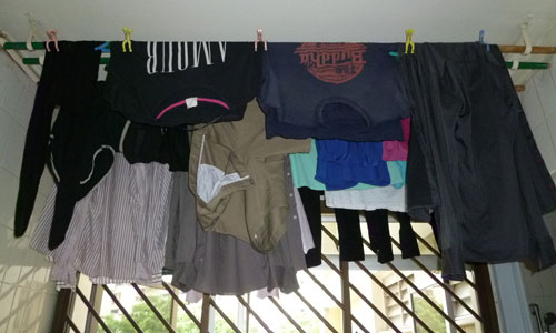 Laundry - Clothes