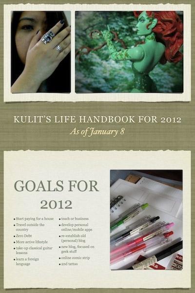 Life handbook by Kulit