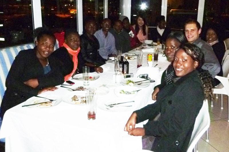Johannesburg PE Readers Meetup, Group Shot