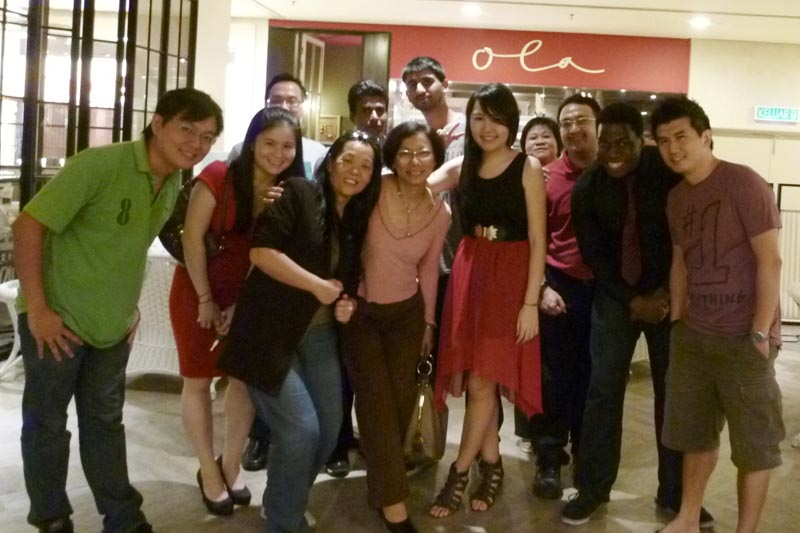 Kuala Lumpur / Malaysia PE Readers Meet-Up