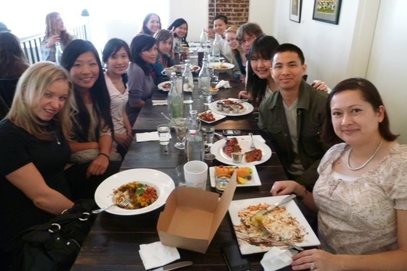 LA Meet-Up, Group Shot