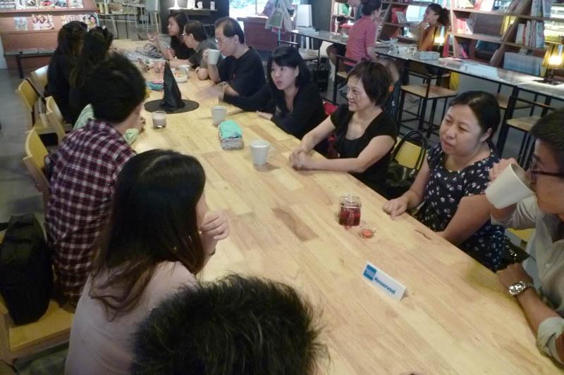 Singapore PE Readers Halloween Meet-Up