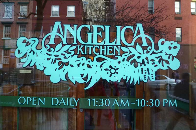 NYC Meet-up, Angelica Kitchen