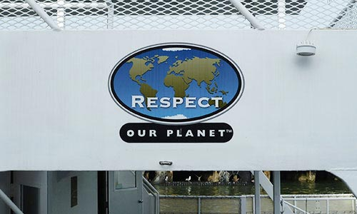 Respect Our Planet