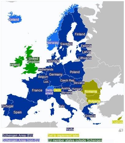 Schengen Area