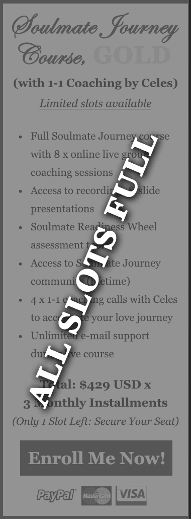 Soulmate Journey Course, Gold