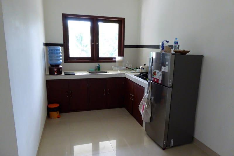 Ubud Villa: Kitchen