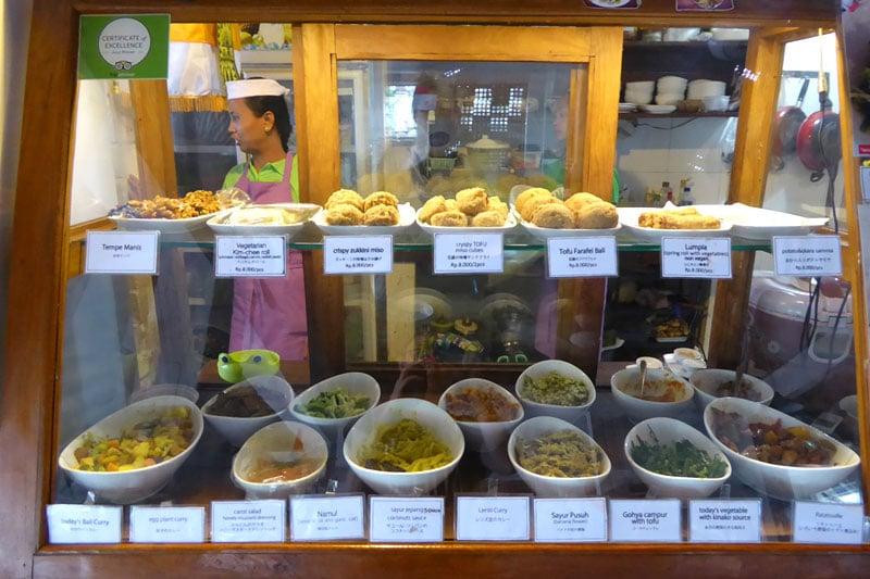Ubud: Warung Sopa Food