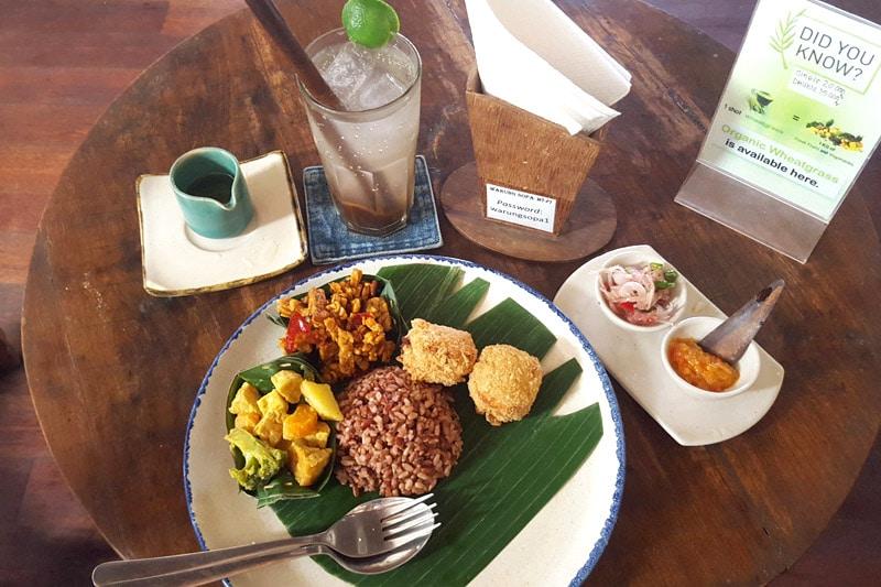 Ubud: Warung Sopa Nasi Campur