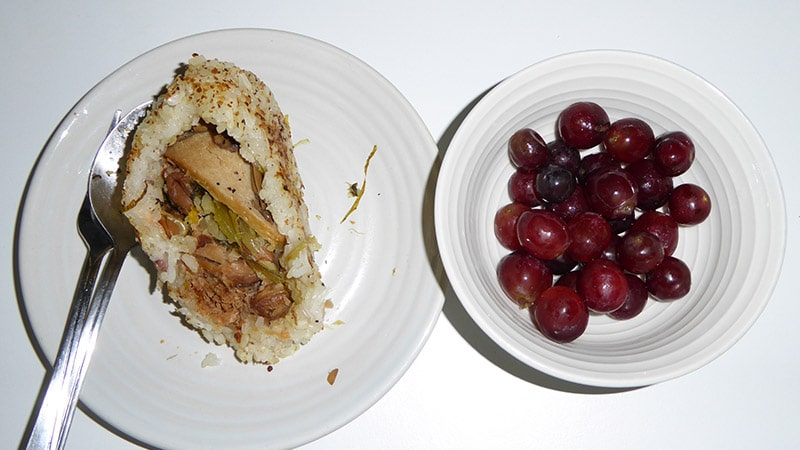 QQ Rice and Grapes