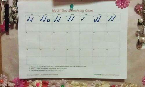 Day 7 Chart