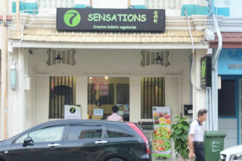 7 Sensations restaurant