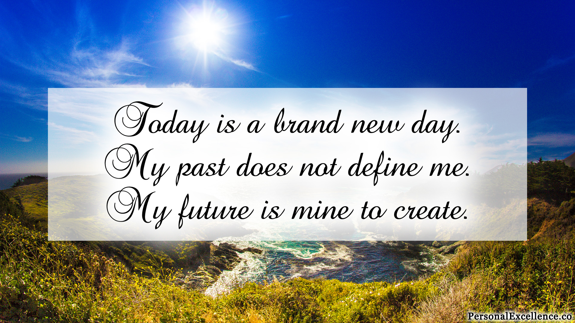 15 gorgeous wallpapers with positive affirmations | personal excellence