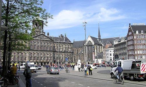 Amsterdam, Dam Square