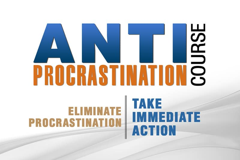 Anti-Procrastination Course