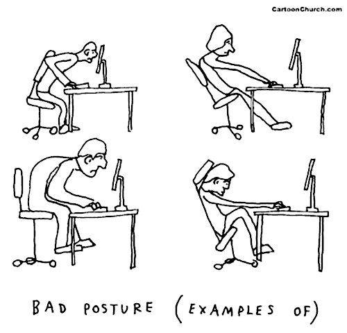 37ca712f8de68 Benefits of a Good Posture (And 13 Tips to Get One)