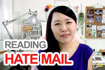 Reading Hate Mail [Celes.TV]