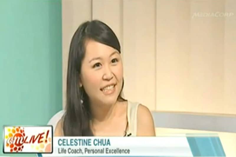 Channel News Asia, AM LIVE!: Celestine Chua