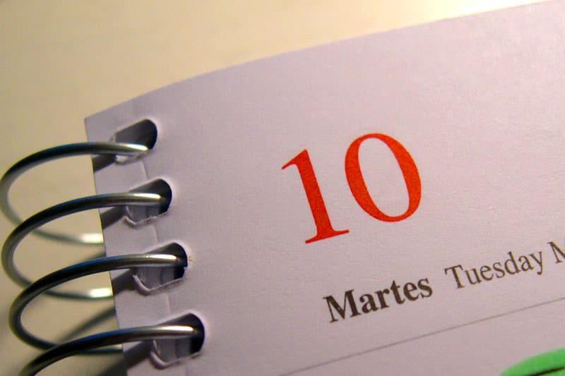 Date 10