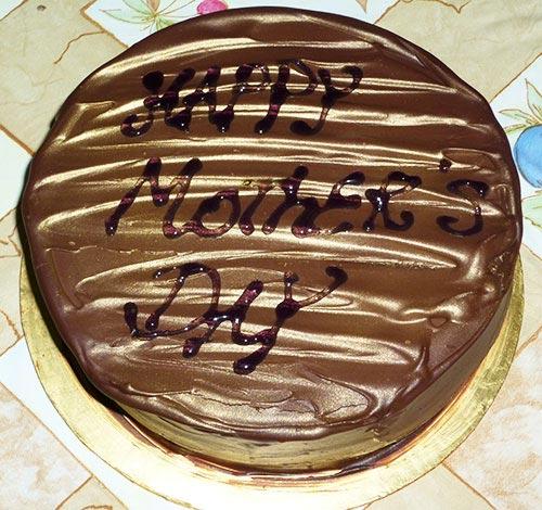 Delcie's Desserts - Mud Fudge Chocolate Cake