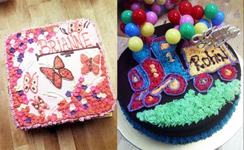 Delcie's Desserts - Customized cakes