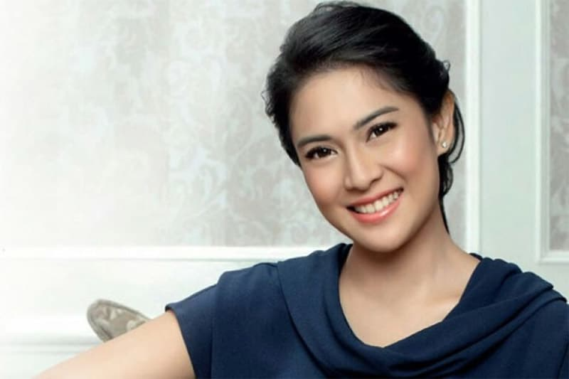Dian Sastrowardoyo, an Indonesian actress