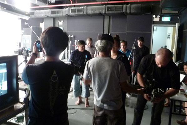 Dove Camera Confidence Shoot: The FULL crew!