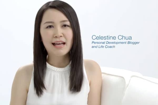 Dove Camera Confidence Video: Celes, Personal Development Blogger and Life Coach