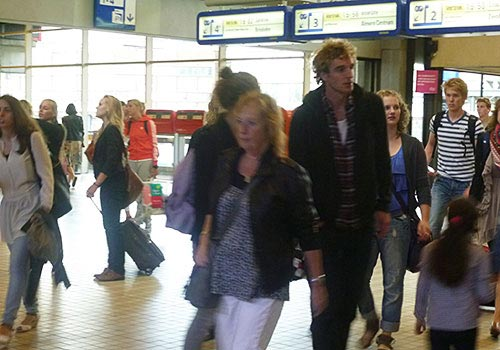 More Dutch people commuting