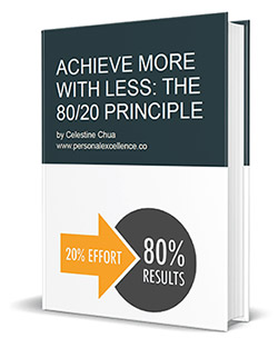 How To Achieve More in Life with the 80/20 Principle