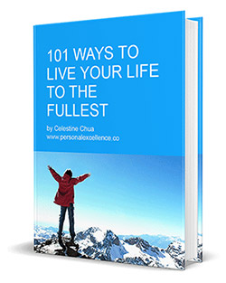 101 Ways to Live Your Life to the Fullest