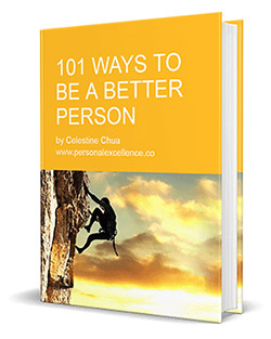 101 Ways To Be a Better Person