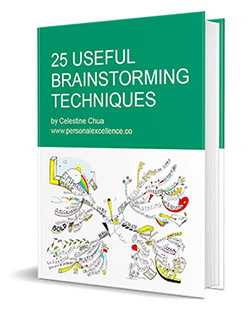 25 Useful Brainstorming Techniques Ebook