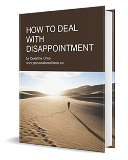 How To Deal with Disappointment Ebook