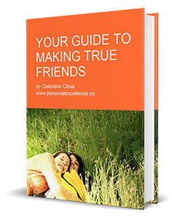 Your Guide to Making True Friends