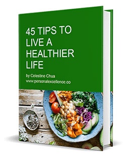 45 Tips To Live a Healthier Life Ebook