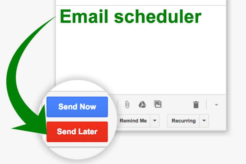 Email Scheduler Apps like Right Inbox